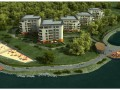 Soukromá pláž - unikátnost tohoto bytového projektu, zdroj: kejruv-park.cz