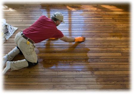 Renovace dřevěné podlahy, zdroj: podlahy-koberce.com